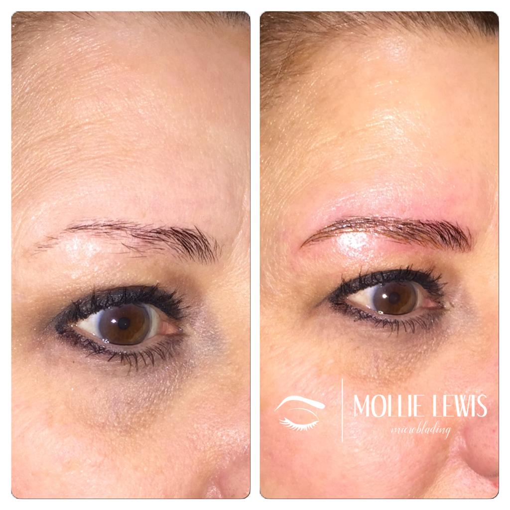 Semi Permanent Permanent Makeup Head to Toe Med Spa